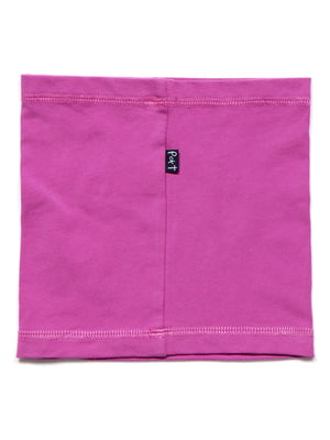 Шарф-хомут фиолетовый | 5735030