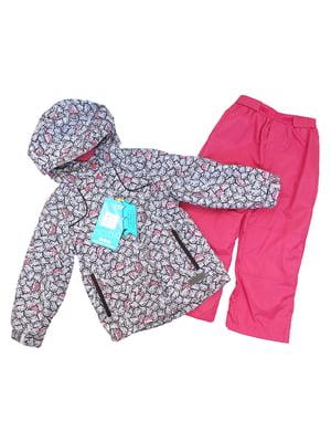 Комплект: куртка и брюки | 5734979