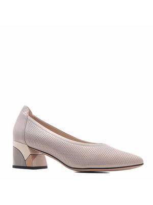 Туфлі сірі | 5735790