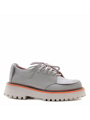 Туфлі сірі | 5735919