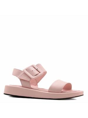 Сандалі рожевого кольору   5735961