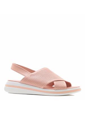 Сандалі рожевого кольору   5735971