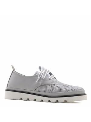 Туфлі сірі | 5735987