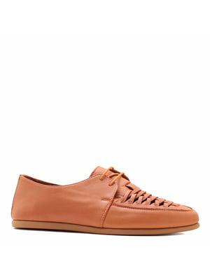 Дерби коричневого цвета | 5736035
