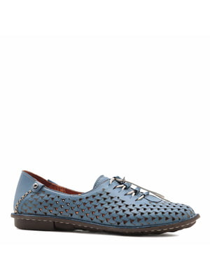Туфли синие | 5736037