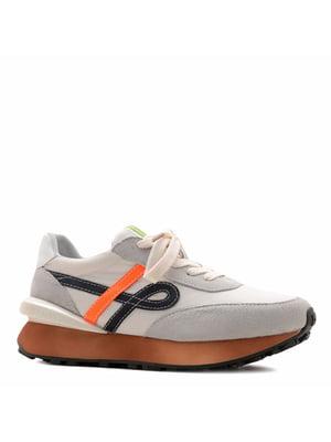 Кросівки комбінованого кольору | 5736166