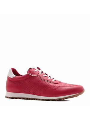 Кросівки червоного кольору | 5735834
