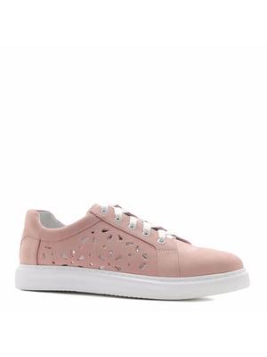 Кеды розового цвета   5736192