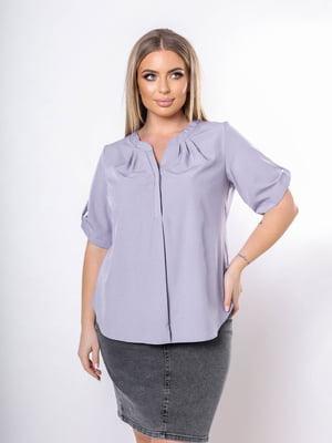 Блуза бузкова | 5736536