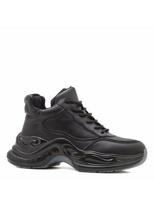 Кросівки чорні | 5736629