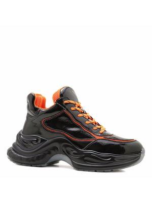 Кросівки чорні | 5736630