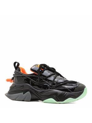 Кросівки чорні | 5736631