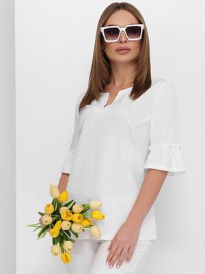 Блуза белая | 5735356