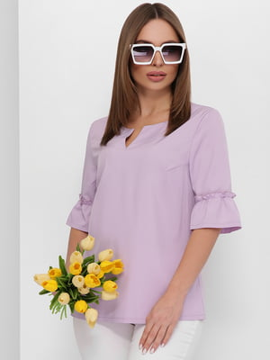 Блуза бузкова | 5735359