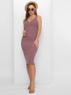 Платье фиолетовое | 5735361