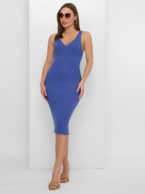 Платье синее | 5735362