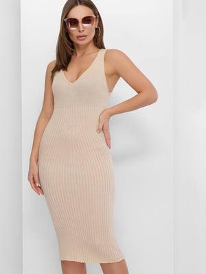 Платье молочного цвета | 5735363