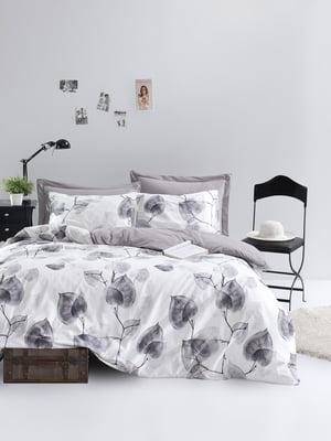 Набор постельного белья: простынь (240х260 см), пододеяльник, наволочки (50х70 см; 2 шт.) | 5655704