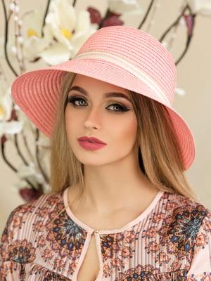 Капелюх рожевого кольору | 5737186