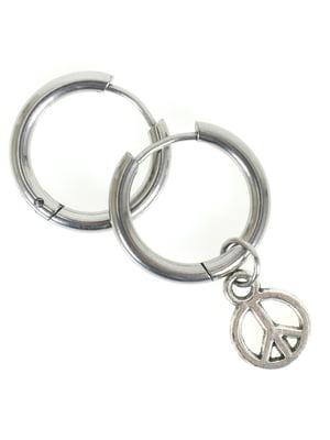 Сережки-кільця | 5737332