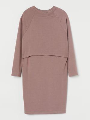 Платье розовое | 5739519