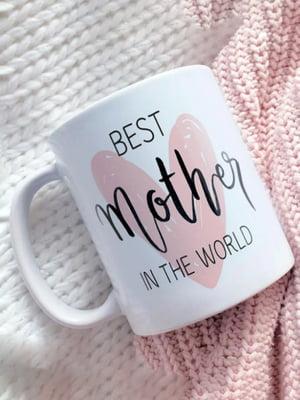 Чашка Best Mother | 5737953