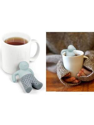 Заварник для чая «Человечек» (8,5х5 см) | 5738038