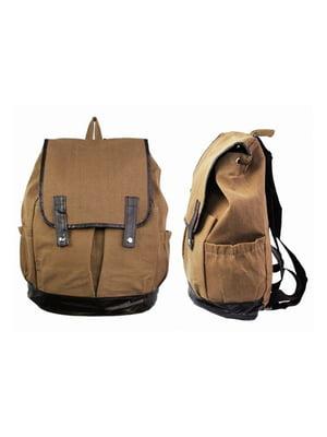 Рюкзак коричневый   5738040