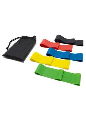 Набор резинок для фитнеса (30 см) | 5738140