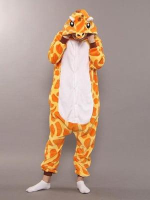 Пижама-кигуруми «Жираф» (S) | 5738176