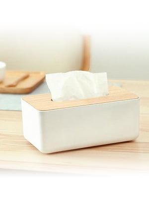 Бокс для салфеток Tissue (21х13х9,5 см) | 5738185