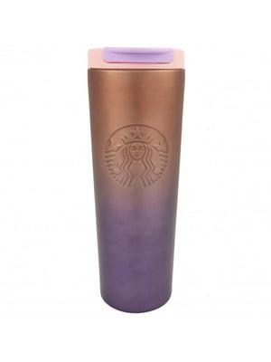 Термокружка-хамелеон матовая Starbucks тамблер (473 мл) | 5738187