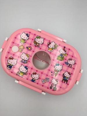 Детский ланч-бокс Hello Kitty (19,5х13х5,5 см) | 5738208