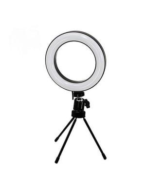 Подсветка-кольцо для селфи на мини-треноге для блогера | 5738264