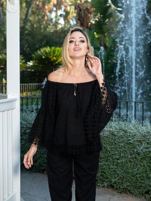 Блуза черная | 5740028