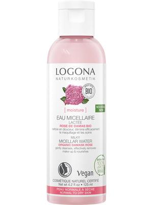 Био-вода мицеллярная «Роза» (125 мл)   5740194