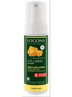 Био-пенка для волос «Мёд и Пиво» (150 мл) | 5740222