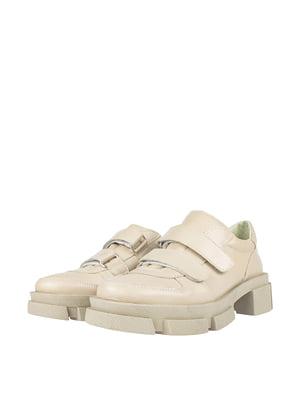 Туфлі бежевого кольору | 5740441