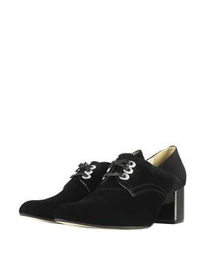 Туфлі чорні | 5740620