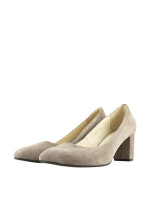 Туфлі кавового кольору | 5740627