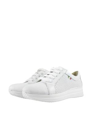 Кроссовки белые   5740685