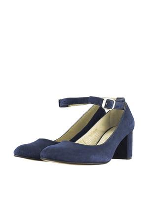 Туфлі сині | 5740643