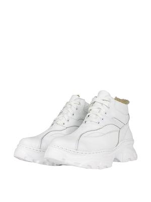 Кросівки білі | 5740500
