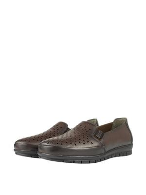 Туфлі коричневого кольору | 5740487