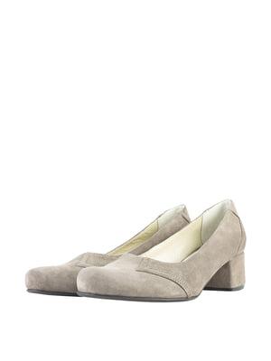 Туфлі сірі | 5740661