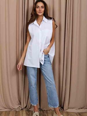 Рубашка белая | 5740762