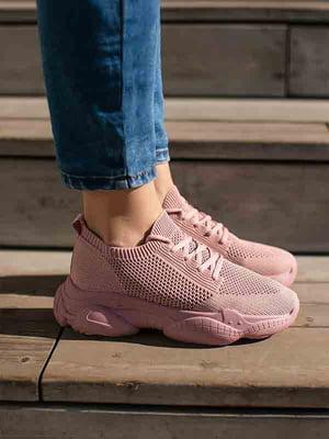 Кросівки кольору пудри | 5740783