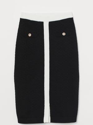 Юбка черная | 5741259