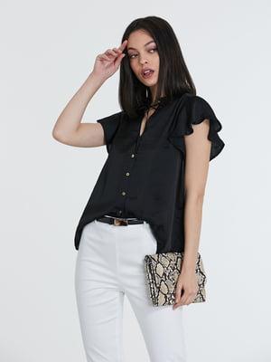 Блуза черная   5741294