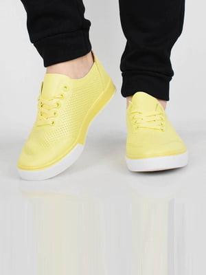 Кеды желтые | 5742255